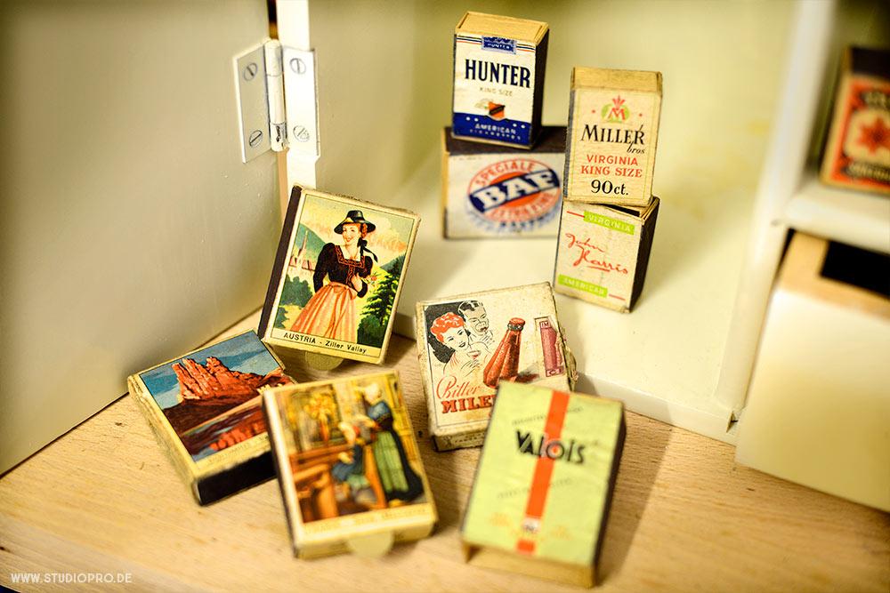 Schöne, nostalgische Designs, Typografie und Illustrationen zur Inspiration Inspiration