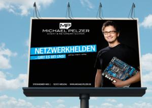 Anzeigenmotive der Kampagne